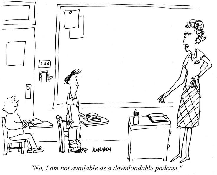 Mike Lynch Cartoons: Teacher Cartoons