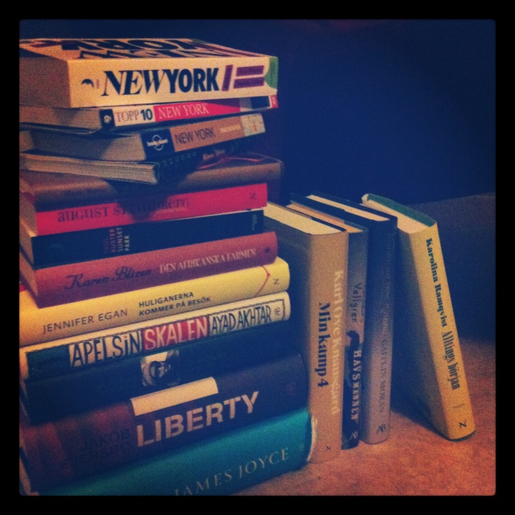 My must-read-books this fall