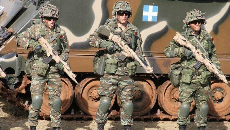 """Μια """"Αλλη Ελλάδα"""": Στρατιώτες που υπηρετούν σε Εβρο και Αιγαίο αρνούνται μεταθέσεις για να μην αποδυναμωθεί η άμυνα της χώρας!"""