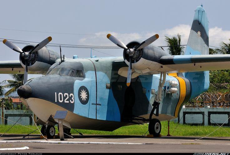 Grumman HU-16A Albatross aircraft picture