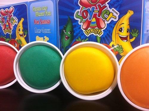 4-Pack Box Soy-Yer Dough