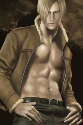leon s. kennedy   leon s kennedy resident evil series leon kennedy proves you