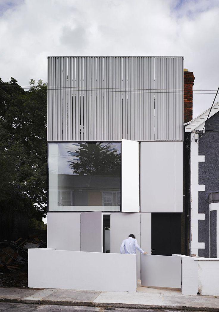 ODOS Architects . grangegorman residence