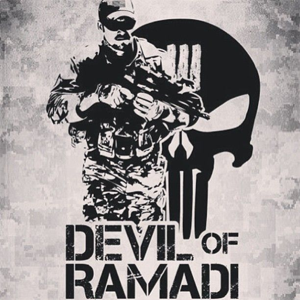 Devil of Ramadi Chris Kyle