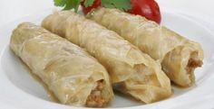Hojas de repollo – col – rellenas de carne y arroz ( Malfuf ) – Recetas Arabes | Recetas de Cocina Arabe