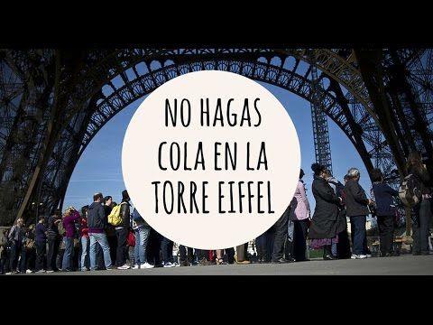 Tickets y Entradas a la Torre Eiffel - Obligatorio para evitar hacer cola :-) - YouTube