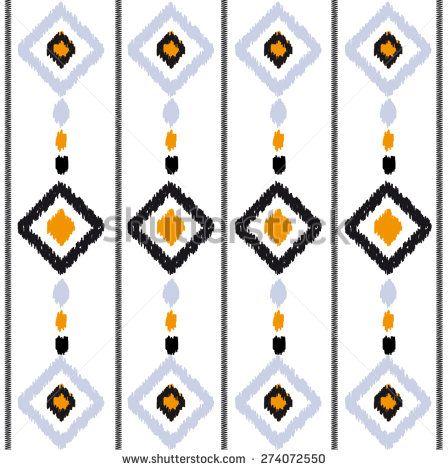 mexican motif - stock vector