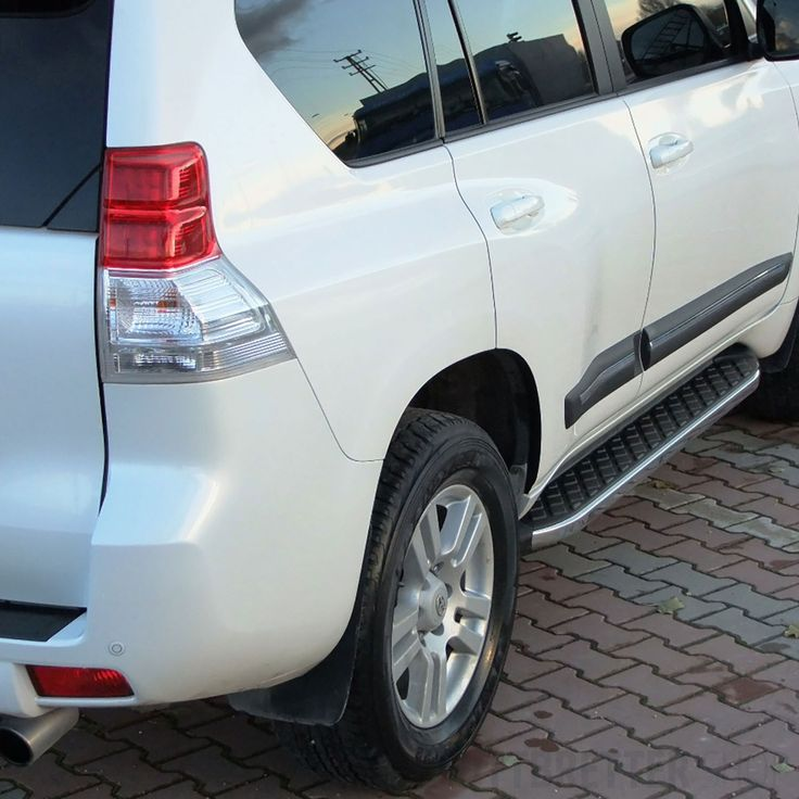 Trittbretter für Toyota Land Cruiser Prado J15