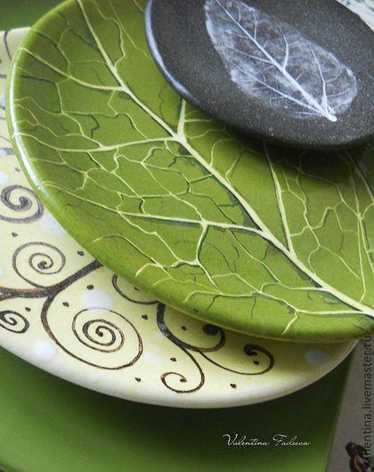 Тарелки. Керамика, фаянс, фарфор