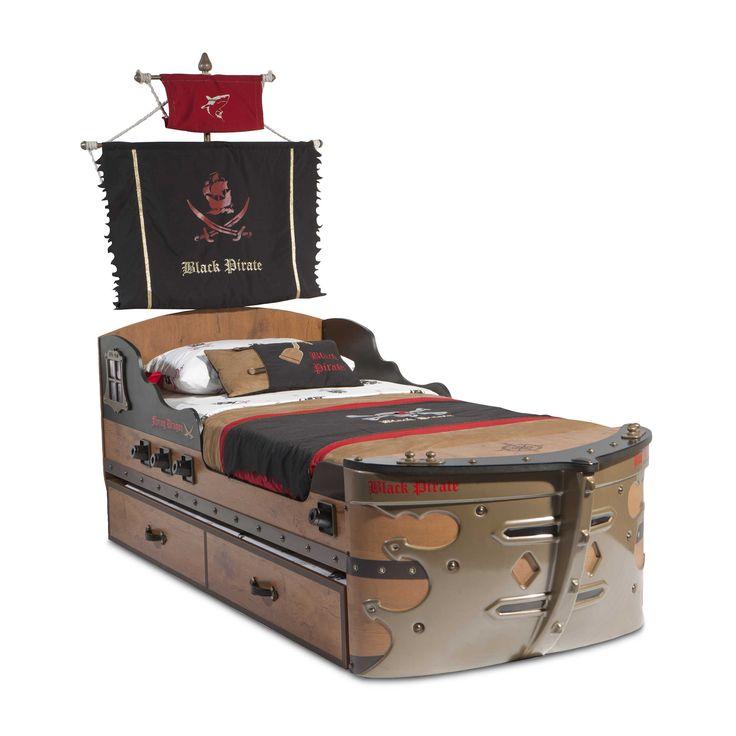 93 besten abenteuerbetten hochbetten bilder auf pinterest kinderzimmer ideen schlafzimmer. Black Bedroom Furniture Sets. Home Design Ideas
