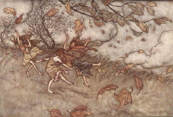 The Stolen Child by William Butler Yeats | Fairy Columbine