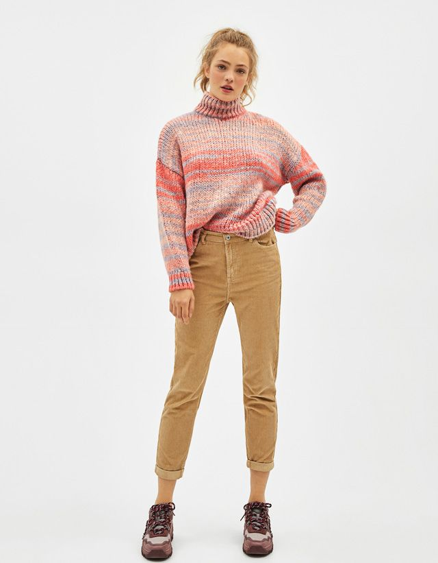 4dbd491c1204 New - CLOTHING - WOMEN - Bershka United States   HOL 19 SO   Clothes ...