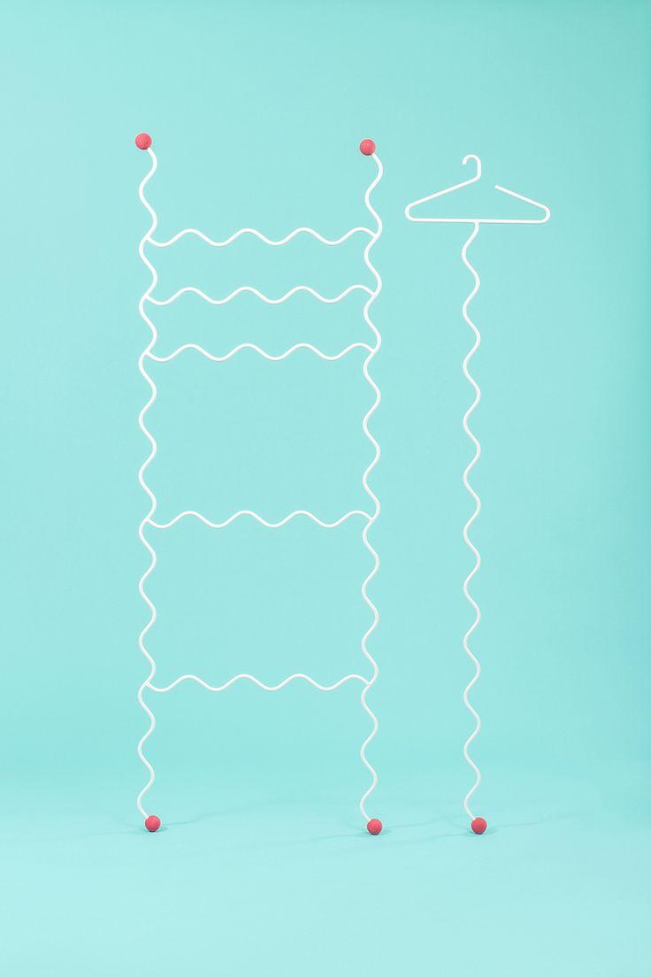 Hi Hangers by Mathery Studio and Dale Hardiman