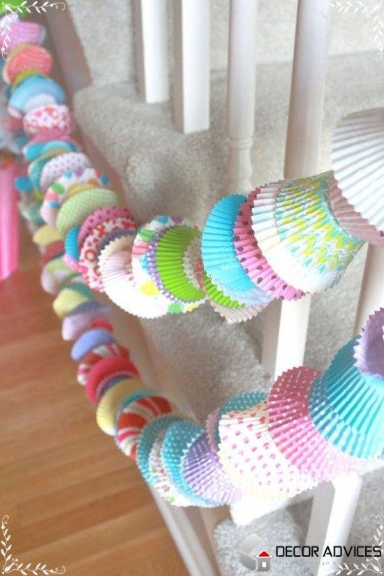 homemade party decoration 20 | Homemade party decorations ...