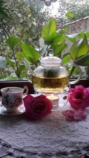 Tea tıme