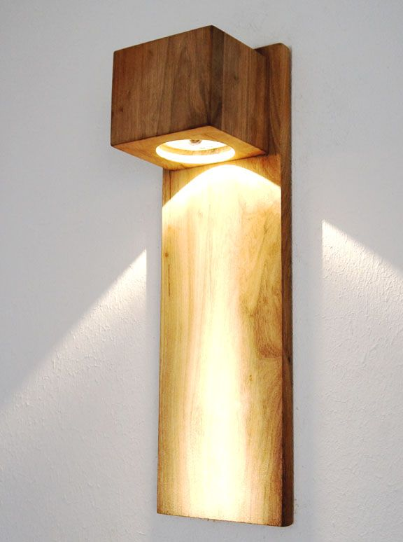 Aplique Woodspot 70 Lampara Madera Luces De Madera Lampara Colgante De Madera