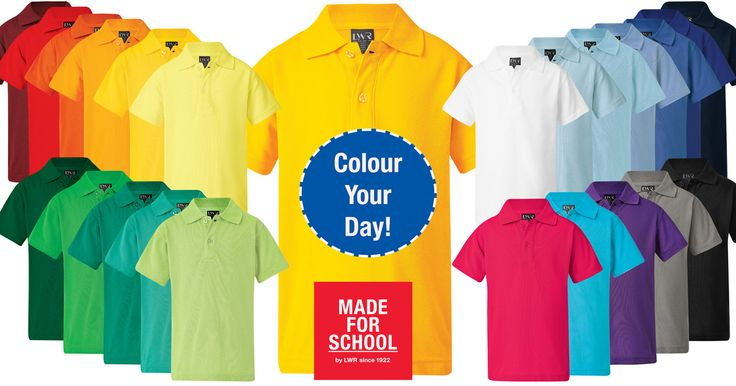 Our Classic Higgins Polo is the perfect match for school uniforms, sports days and kicking around in the autumn leaves.