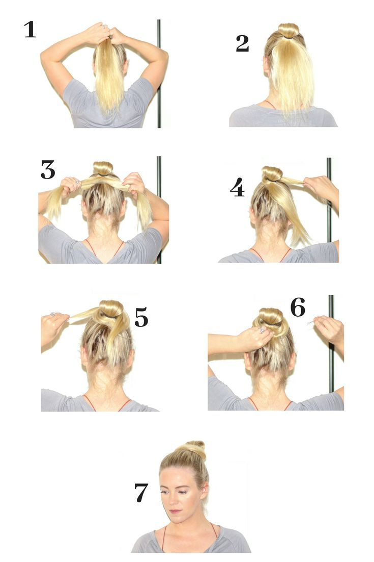 4 easy hairstyles for stay at home moms - lydialouise
