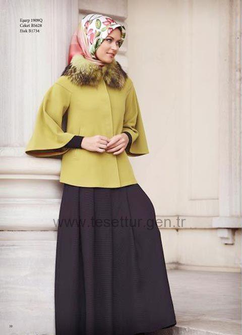 Armine Boutique 2014-2015 Koleksiyonu Model:34 - http://www.tesettur.gen.tr/galeri/290-34-armine-boutique-2014-2015-koleksiyonu.html