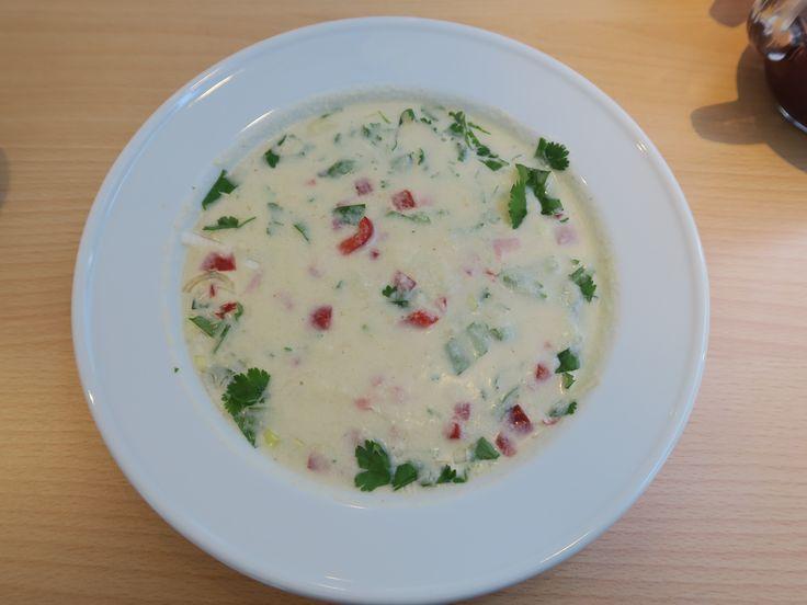 Thajská polévka / Thai soup