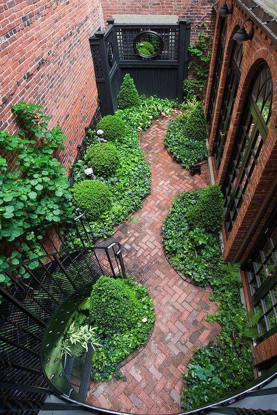 Pics Of Gardens In Homes best 25+ city gardens ideas on pinterest | small city garden