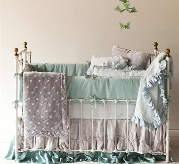 123 best Nursery Bedding images on Pinterest | Baby cribs ...