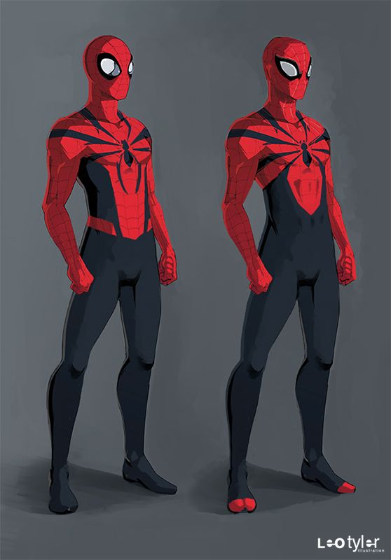 The Spiderman by *leotyler on deviantART