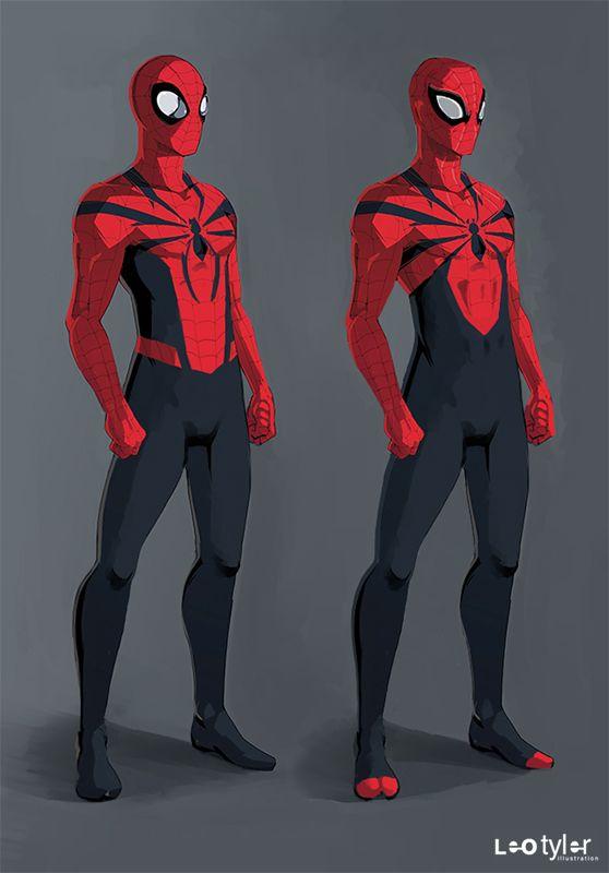 The Spiderman by *leotyler on deviantART
