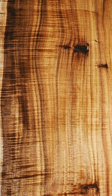 Koa Wood Picture