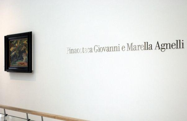 Pinacoteca Giovanni e Marella Agnelli.