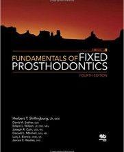 دانلود کتاب Fundamentals of Fixed Prosthodontics 4th Edition