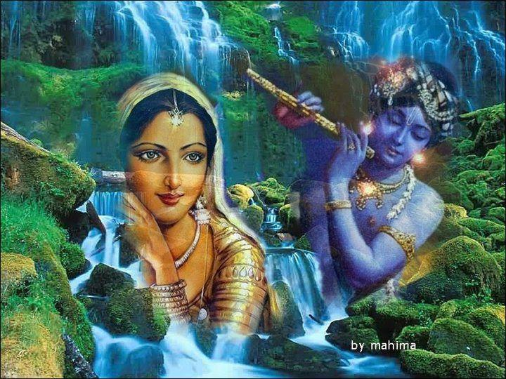 krishna+and+radha | Radha krishna