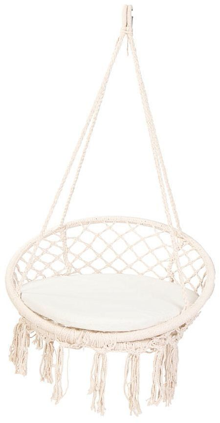 my teen would love this in her bedroom if only we had more room this tropicana hammocks swings macrame hanging chair by zanui would look great in a