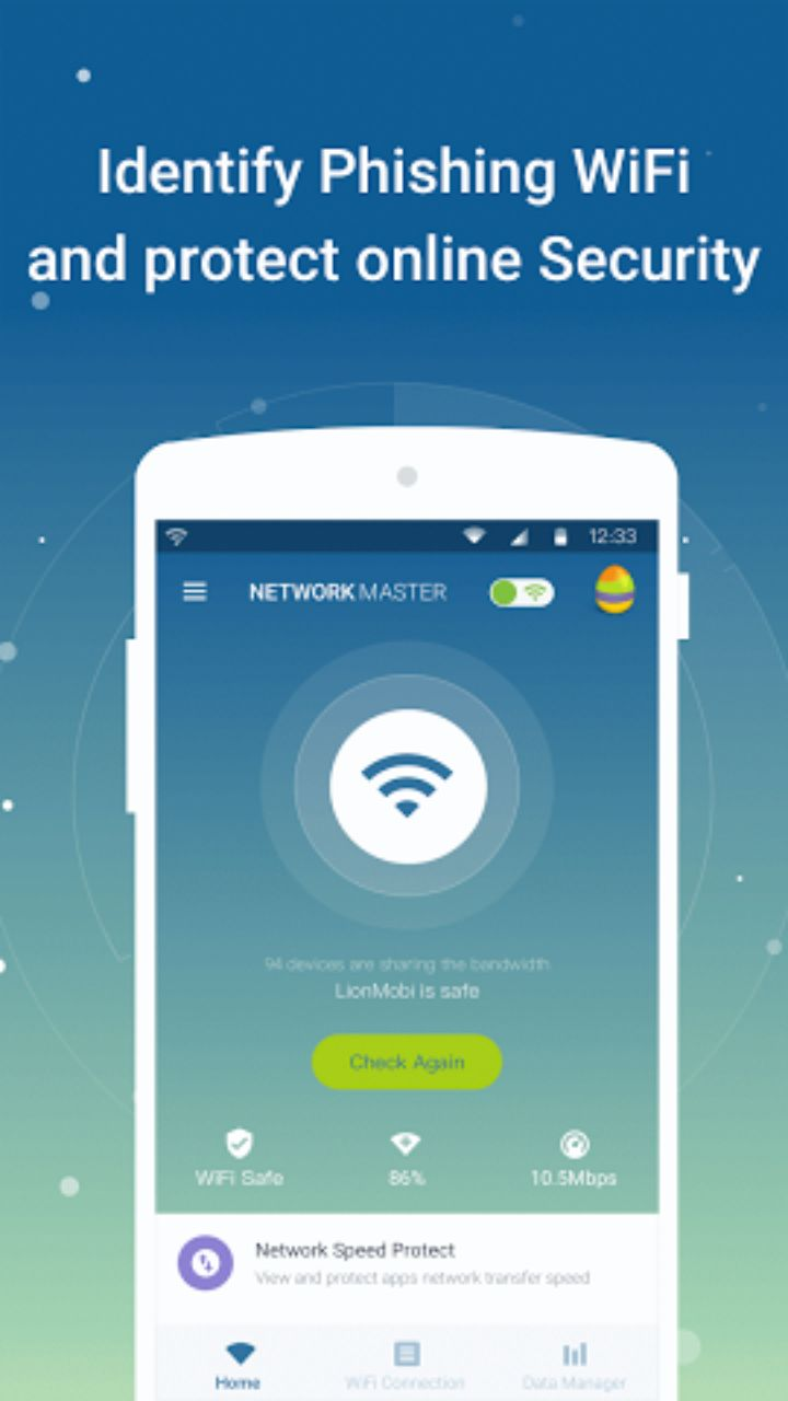 Network Master APK pro Internet Speed Test Meter is an application help you test your network speed include download and upload. Network master Pro will automatically find nearest servers to give y…
