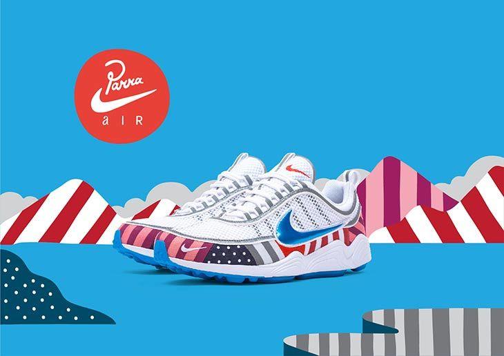 Zapatillas Nike Air Max 1 por Piet Parra   Sneakers   Neo2