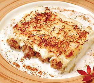 Canelons. Menjar molt català
