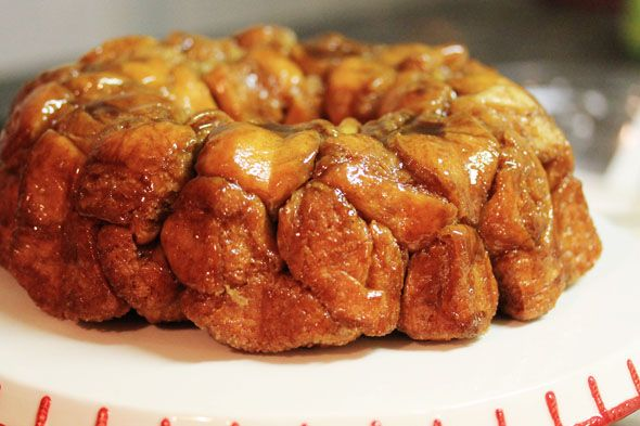 Homemade Monkey Bread