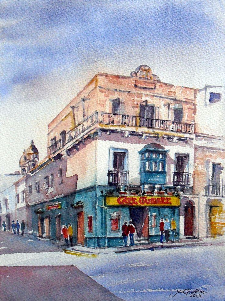Cafe Jubilee, Gzira, Malta. www.jacquelineagius.com