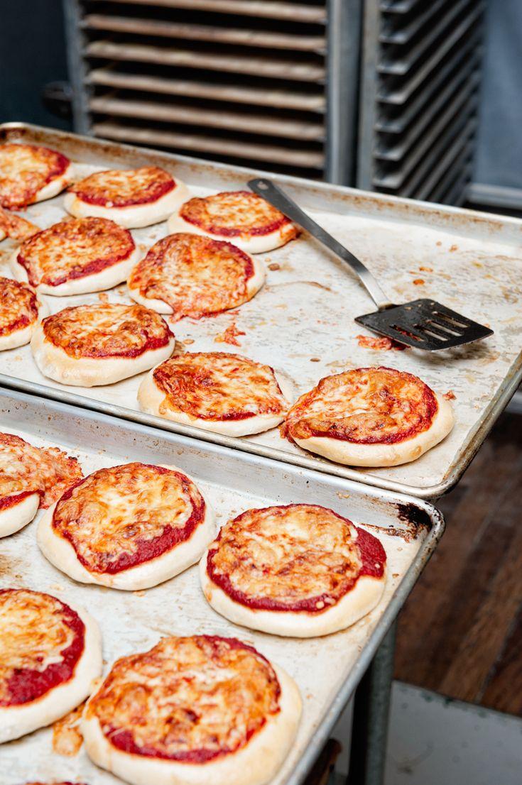 Boston <3 Inside Katz Bagel Bakery, Where You Can Eat Bagel Pizza Anytime