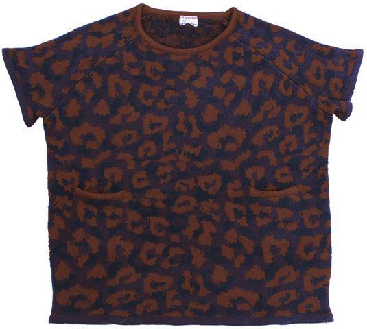 Morley - trui luipaard