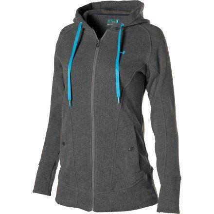 Under Armour Women's Wintersweet Full Zip Hoodie « Clothing Impulse
