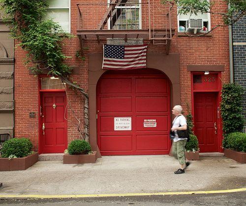 Converted fire hall - USA