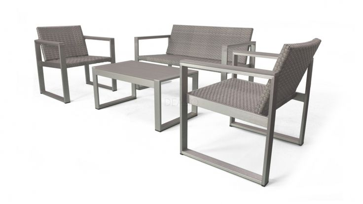 Shop online for ARGENTO Lounge Set at [BRAND]. Luxury Outdoor Furniture at affordable price. 30 day money back guarantee. Shipping Australia-wide. Buy now.