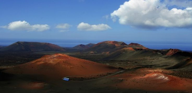 Lanzarote landscape Lanzarote landscape The unusual volcanic lands of Lanzarote greet you and the islands tranquillity and saturninity invite you��_