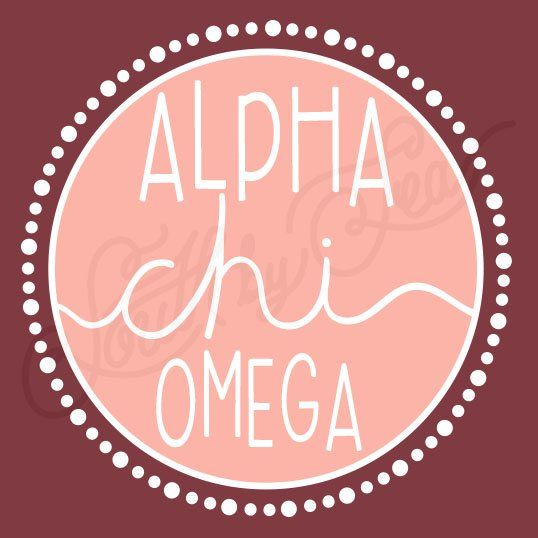 Sorority Recruitment Alpha Chi Omega South By Sea
