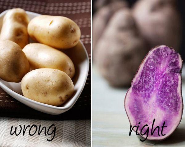 how to cook white potatoes