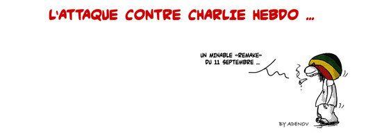 Les dessinateurs marocains et tunisiens rendent hommage à Charlie Hebdo