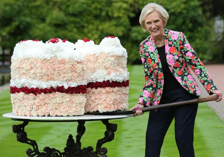 Mary Berry = our hero