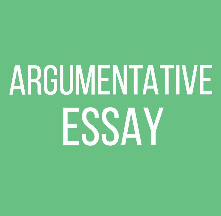 14 best Argumentative Essay images on Pinterest - argumentative essay