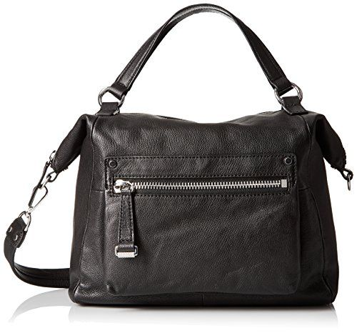 Women's Shoulder Bags - FRYE Natalie Moto Shoulder Black -- Be sure to check out this awesome product.